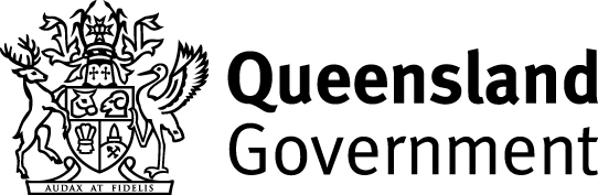 Queensland Government - logo